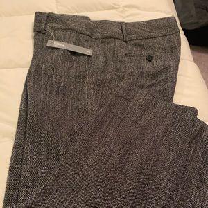 Tweed trouser pants